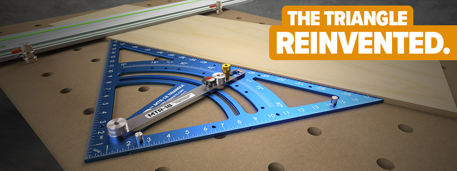 The Woodworking Triangle: Reinvented.
